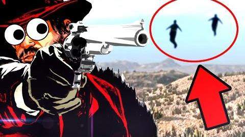 10 Hilarious Red Dead Redemption Glitches
