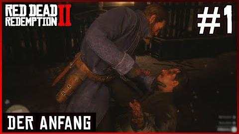 Red Dead Redemption 2 🌵 Gesetzlose aus dem Westen Gameplay 1 Let´s Play Deutsch PS4 Pro