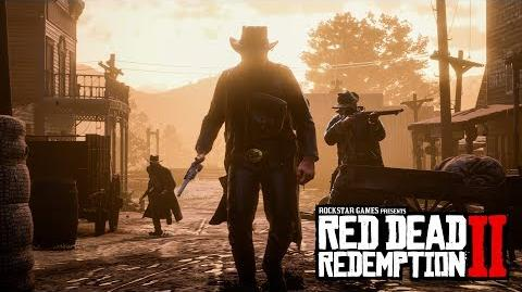 Red Dead Redemption 2 Official Gameplay Video