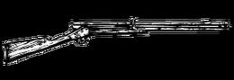 Rolling Block-Gewehr HUD