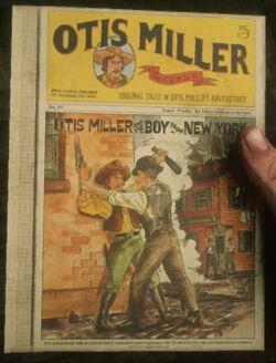 Buch Otis Muller und der Junge aus New York