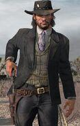 Marston's feiner anzug