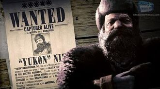 "Red Dead Online Legendary Bounty 10 - ""Yukon"" Nik (5-Star Difficulty - Solo)"