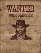 Steckbrief von John Marston.