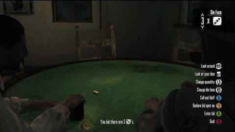 Red Dead Redemption - No Dice Achievement