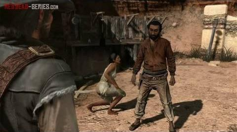 Eva in Peril - Stranger Mission - Red Dead Redemption