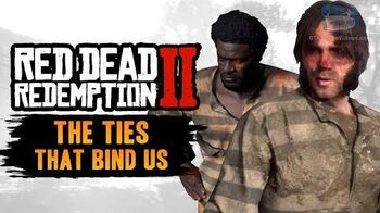Red Dead Redemption 2 Stranger Mission - The Ties That Bind Us