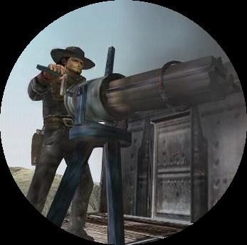 Armas de Red Dead Revolver