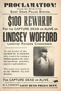 Lindsey-wofford wanted poster