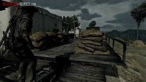 The Great Mexican Train Robbery (Gold Medal) - Mission 39 - Red Dead Redemption