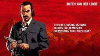 Dutch Van Der Linde - Red Dead Redemption 2