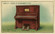 Amazing Inventions Card Player Piano