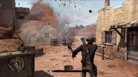 RDR Gameplay series; Multiplayer Freeroam