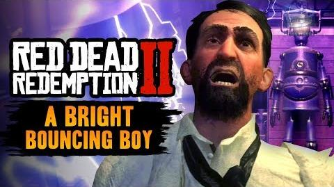 Red Dead Redemption 2 Stranger Mission - A Bright Bouncing Boy Artificial Intelligence Trophy