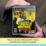 Undead Nightmare Retail
