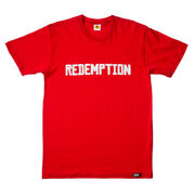RDR2 Outlaw Essentials Red Redemption Tee
