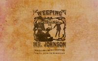 Rdr advert weeping virgins poster