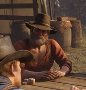 Uncle Poker RDR2