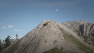 RDR2 POI 11 Face in Cliff 05