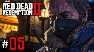 Red Dead Redemption 2 PC Walkthrough Mission 5 Who the Hell is Leviticus Cornwall? (ENG-ITA)