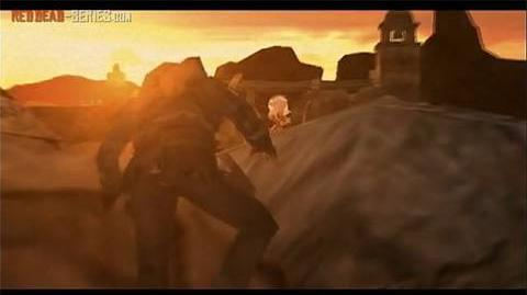 Sunset Canyon - Chapter 14 - Red Dead Revolver