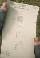 Electric Chair Blueprint
