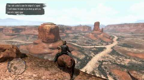 Red Dead Redemption - Legend Mode Explained