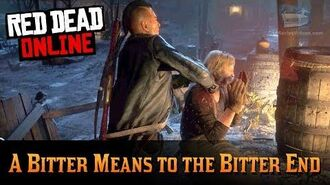 Red Dead Online Moonshiners Mission 4 - A Bitter Means to the Bitter End (Ruthless - Solo)