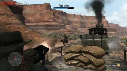 Mexican Caesar (Gold Medal) - Mission 29 - Red Dead Redemption