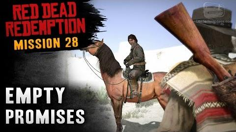 Red Dead Redemption - Mission 28 - Empty Promises (Xbox One)