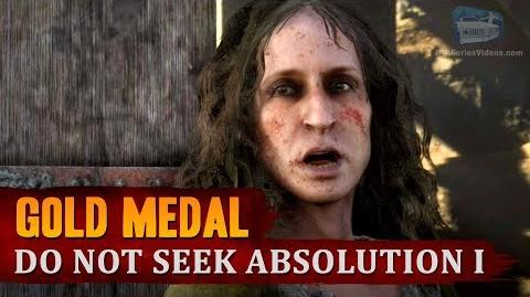 Red Dead Redemption 2 - Mission 68 - Do Not Seek Absolution I Gold Medal