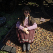 RDR2 MaryBeth Rest