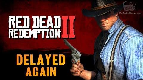 Red Dead Redemption 2 - Official Release Date & New Screens