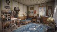 Jack's Room RDR2