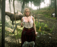 RDR2 Karen Beaver Hollow