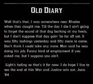 Compson-diary