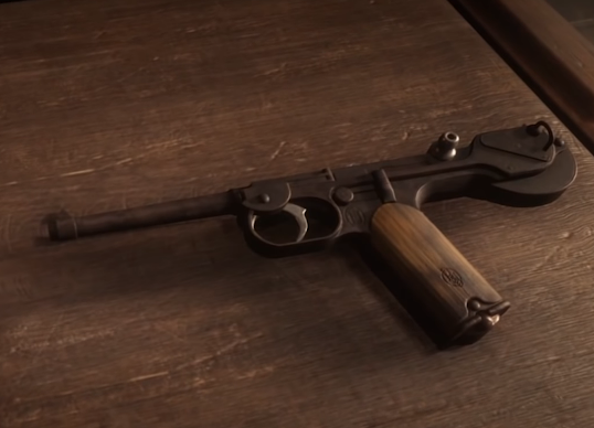 Semi Automatic Pistol Rdr 2 Red Dead Wiki Fandom Powered By Wikia