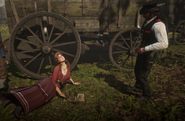 RDR2 Dutch with MaryBeth