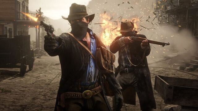 Outfitting Arthur Morgan - Red Dead Redemption 2 - GTAForums