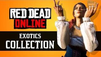 Red Dead Online - Exotics Collection Locations Madam Nazar Weekly Collection