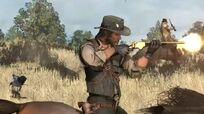 John & Golden Gun