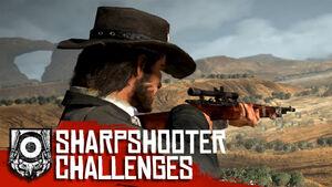 Rdr sharpshooter challenge