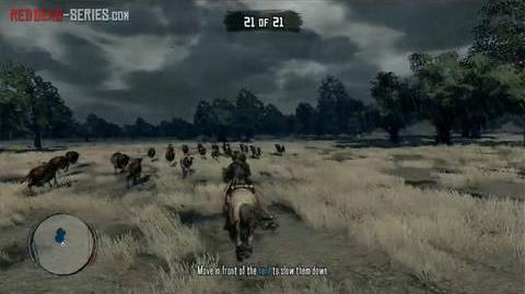 A Tempest Looms (Gold Medal) - Mission 7 - Red Dead Redemption