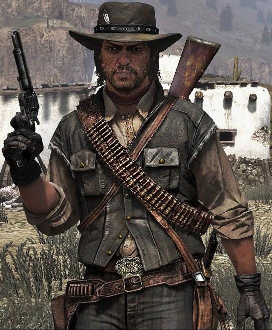 Cowboy Outfit Red Dead Wiki Fandom