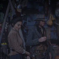 RDR2 Abigail and Johny