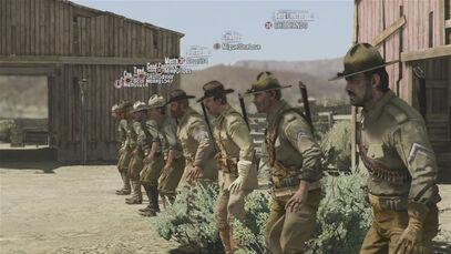 American Army-0