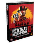 RDR2 Complete Official Guide Standard Cover