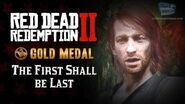 RDR2 PC - Mission 17 - The First Shall be Last Replay & Gold Medal