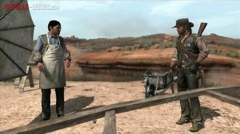 Deadalus and Son - Stranger Mission - Red Dead Redemption