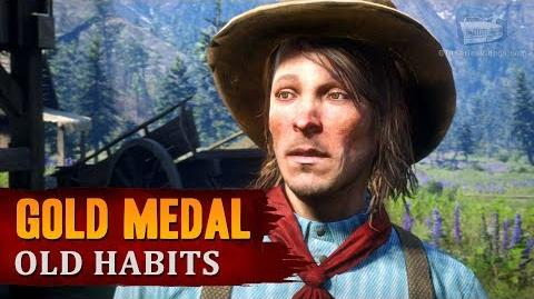 Red Dead Redemption 2 - Mission 91 - Old Habits Gold Medal